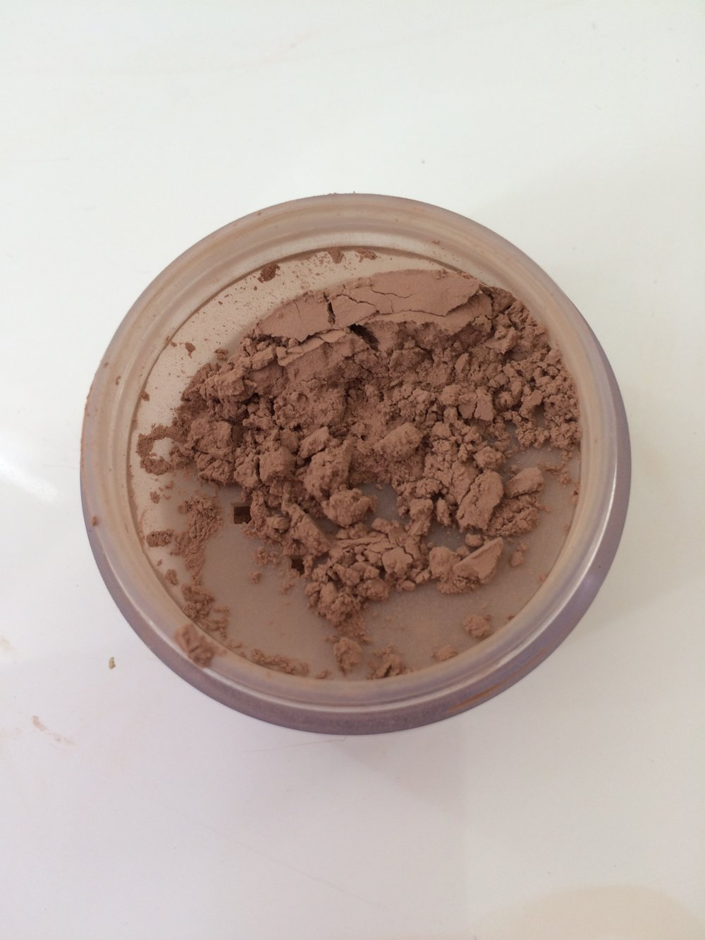 Dark Mineral Loose Face Powder