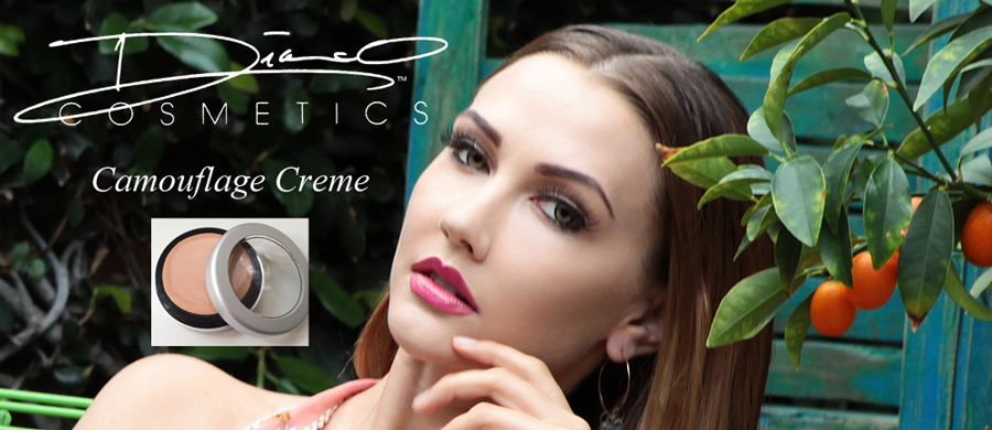 Eye Cremes - We offer you two different types of under-eye cremes. The Camouflage creme is beautiful on any skin color. The All-Around creme will allow you to mix or choose a color of you choice.