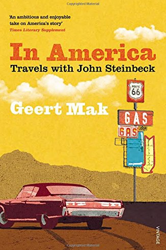 In America by Geert Mak   I read this book as a deal with my dad so that he'd read Jane Eyre - it was a good trade. Based on Travels With Charley by John Steinbeck, Mak retraces his roadtrip fifty years down the line. He sought to learn how America has evolved since Steinbeck's trip and asks what remains of the the American dream. I found this historical book to be both interesting and informative (a combination that's pretty hard to nail).  Recommend?  Yes