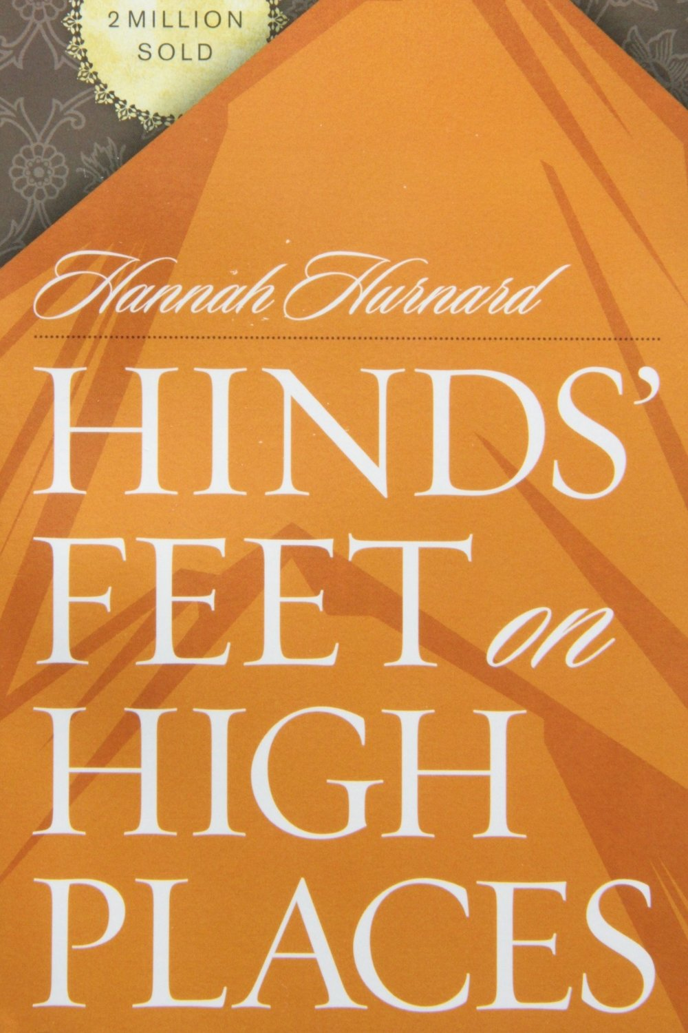 Hinds' Feet On High Places by Hannah Hurnard    A Christian fictitious allegory about Much-Afraid's journey to the high places with the help of the Shepherd. She travails through the valley of humiliation and such places with the discouragement of enemies named Craven Fear, Bitterness and Pride. This short story makes for a very quick read and I think it would be best enjoyed by a younger audience.  Recommend?  No