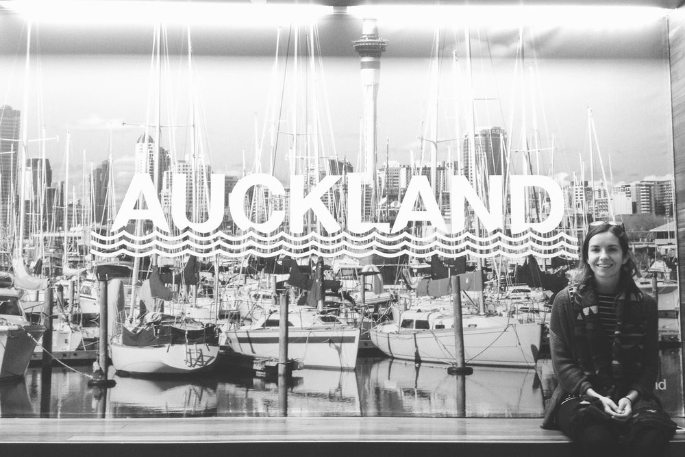 Go to New Zealand • Auckland, New Zealand •