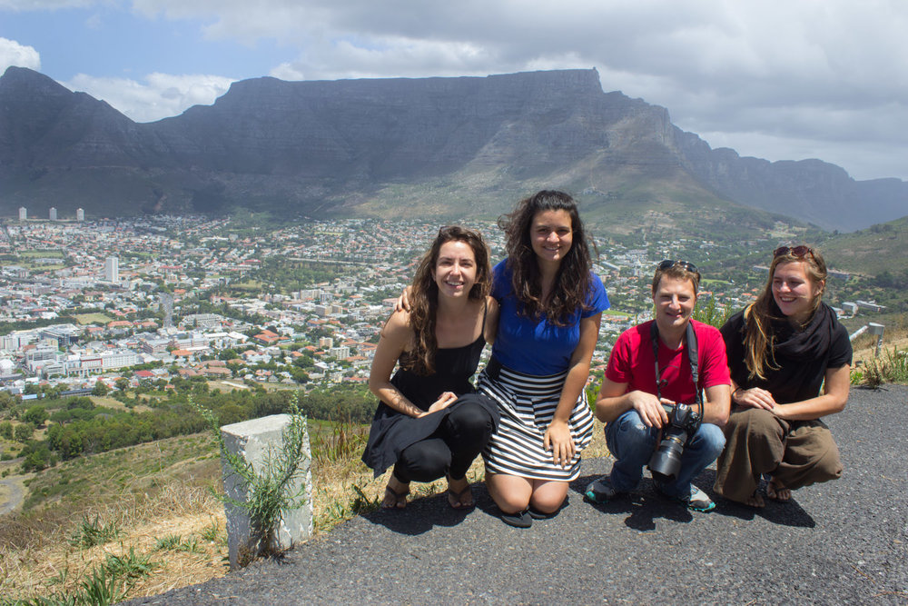Climb Table Mountain • Cape Town, South Africa •