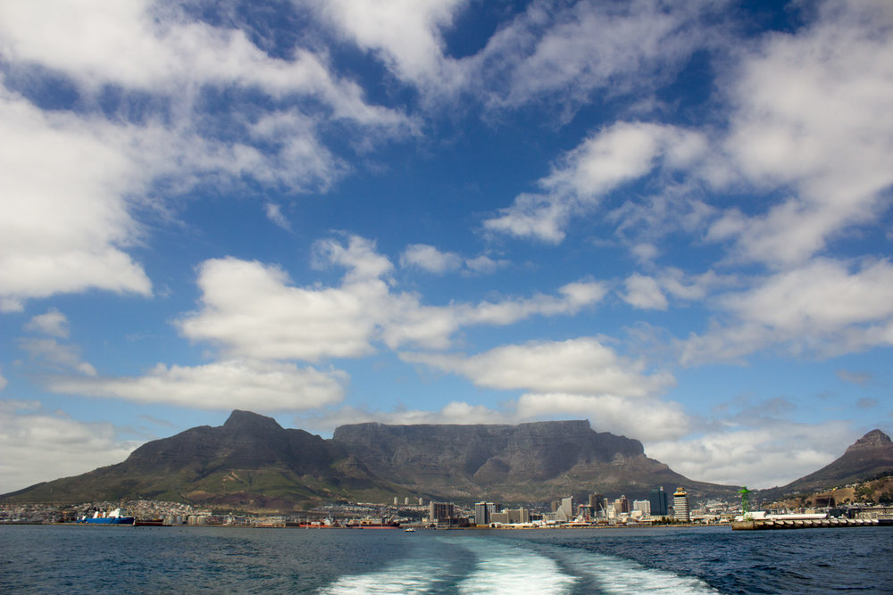 Visit Robben Island • Cape Town, South Africa •