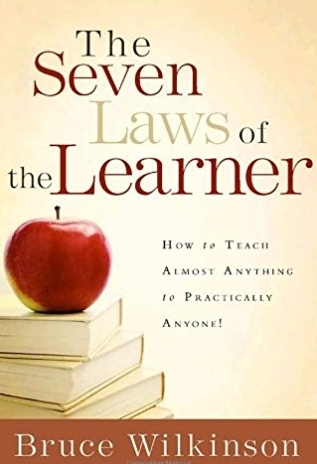 The Seven Laws Of The Learner by Bruce Wilkinson Written for teachers (specifically teachers of the Bible), this educational non-fiction outlines techniques and principles for the classroom. The teacher's job is defined as ensuring that their students learn, not simply to cover the material they prepared. I found the laws helpful and convicting and though I found the book longwinded, its content are no doubt valuable nonetheless. Recommend? Yes