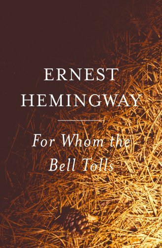 For Whom the Bell Tolls by Earnest Hemingway   This historical fictitious classic was inspired by Hemingway's personal travels to Spain as a journalist covering the civil war. His novel, published three years later, follows the story of Robert Jordan, a young American in the International Brigades attached to an antifascist guerilla unit in the mountains of Spain.  Recommend?  If you'd like to read a Hemingway novel