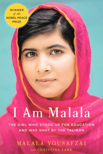 I Am Malala by Malala Yousafzai   This memoir tells the story of Malala, a young Pakistani girl shot by the Taliban for standing up for girl's education. Actually, that's the ending of the biography. Rather, much of the story is dedicated to describing the rise of the Taliban in Pakistan and the cultural and religious restrictions placed on Muslim women. Malala's father was himself a school owner and he championed and encouraged his daughter to write and attend school, contrasting their society which prized sons over daughters. All people today should know Malala's story and allow it to influence our corporate understanding of lack of access to education for girls, as well as the refugee crisis.   Recommend?  Yes