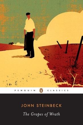 The Grapes of Wrath by John Steinbeck   This fictitious classic captures the tragedy of America's Great Depression through the story of one family, the Joads. With themes of injustice, powerlessness and poverty comes a supplementing picture of strength, dignity and humanity.  Recommend?  Yes