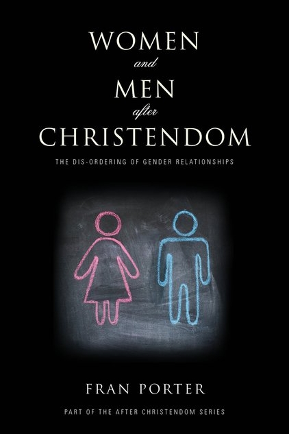 Women and Men After Christendom by Fran Porter   This book explores the way that gender relationships changed under Christendom and then after Christendom, challenging us to rethink gender relations in both church and society.  Recommend?  If you're Christian and interested in better understanding how women have been viewed throughout the years.