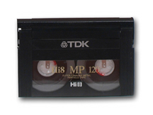 Transfer Video Hi8 to DVD