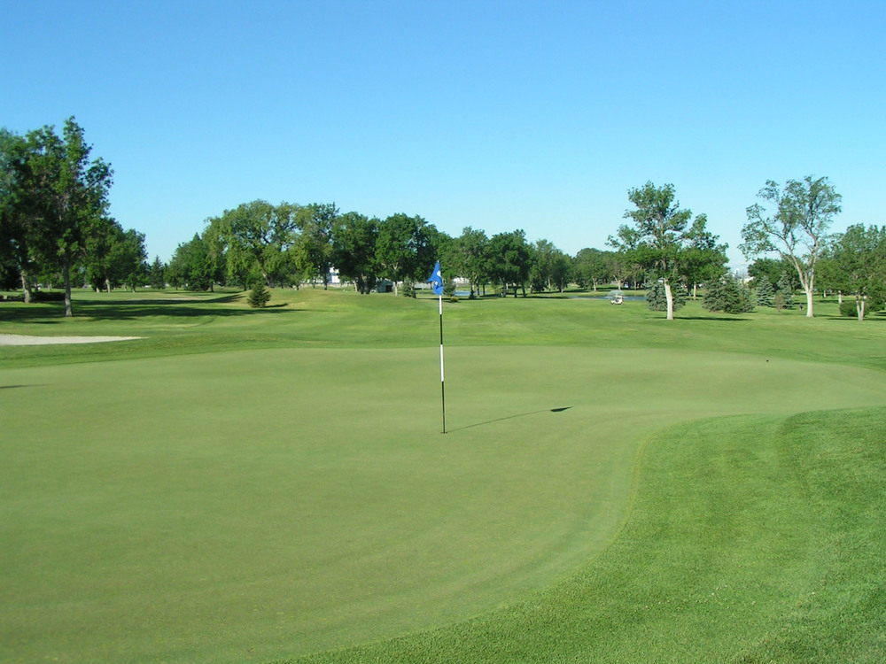 Great Falls has three golf courses, which offer a fun day of golf for the casual player or an extremely challenging round for the avid golfer. Pictured is the Eagle Falls Golf Course. Anaconda Hills Golf Course  |  Eagle Falls Golf Club |  Hickory Swings Golf Course
