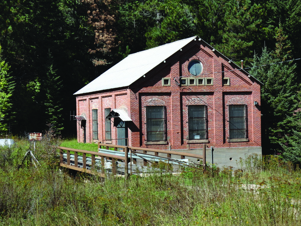 The formation of the Powder House Pass Community Improvement District will create a new development, the size of a small town located four miles from any infrastructure. PHOTO: Homestake Pump House used to provide water to the development. Photo by Amber Vogt.