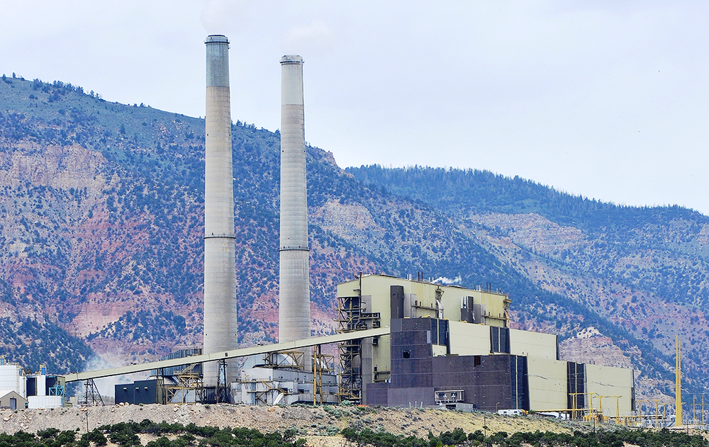 Power plant. For nearly 40 years, the Deer Creek mine provided coal to PacifiCorp's Huntington Power Plant, located in Emery County, Utah. When PacifiCorp announced the closure of the mine in December 2014, the nearby towns were left to scramble with the impact of not only the loss of 182 mining jobs, but also the increased impact of coal trucks on their local transportation infrastructure. Photo by Shad West.