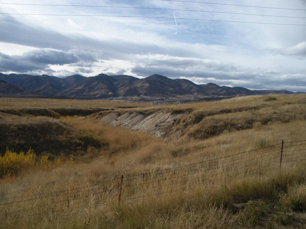 The Chatfield Valley, Douglas County, Colorado. Photo courtesy of Steve Koster, Douglas County Community Development.