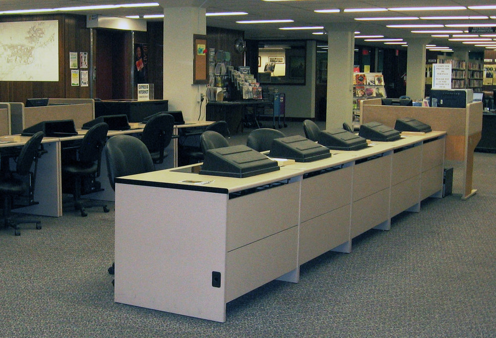 Old Computer Room