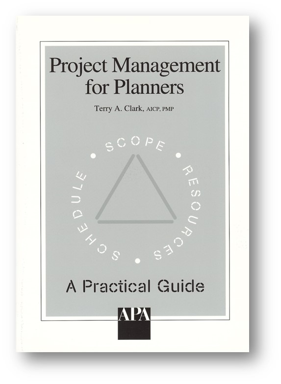 Project Management For Public Sector Planners How A Chance