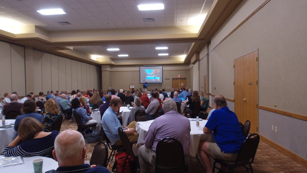 Planners across the West gathered at our 2017 conference in South Dakota.