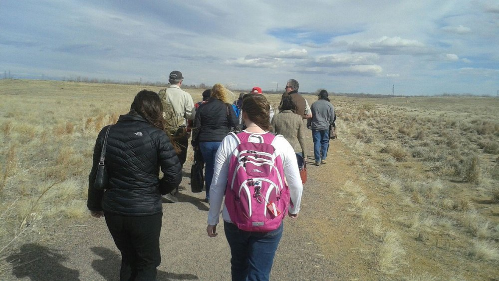 Rocky Mountain Arsenal Tour at RMLUI Conference