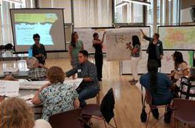 COMMUNITY VISIONING WORKSHOP, JUNE 23, 2015