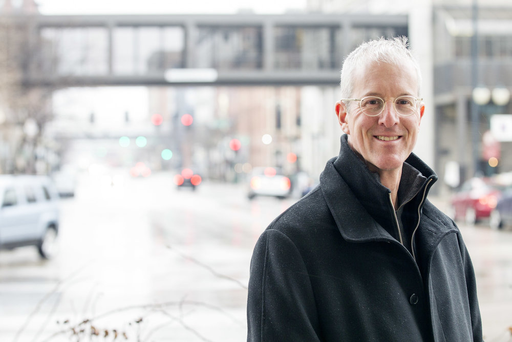 Jeff Speck, AICP. Photo provided by Island Press.