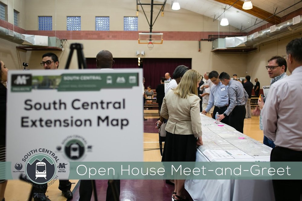 Open House. Photo provided by Valley Metro.