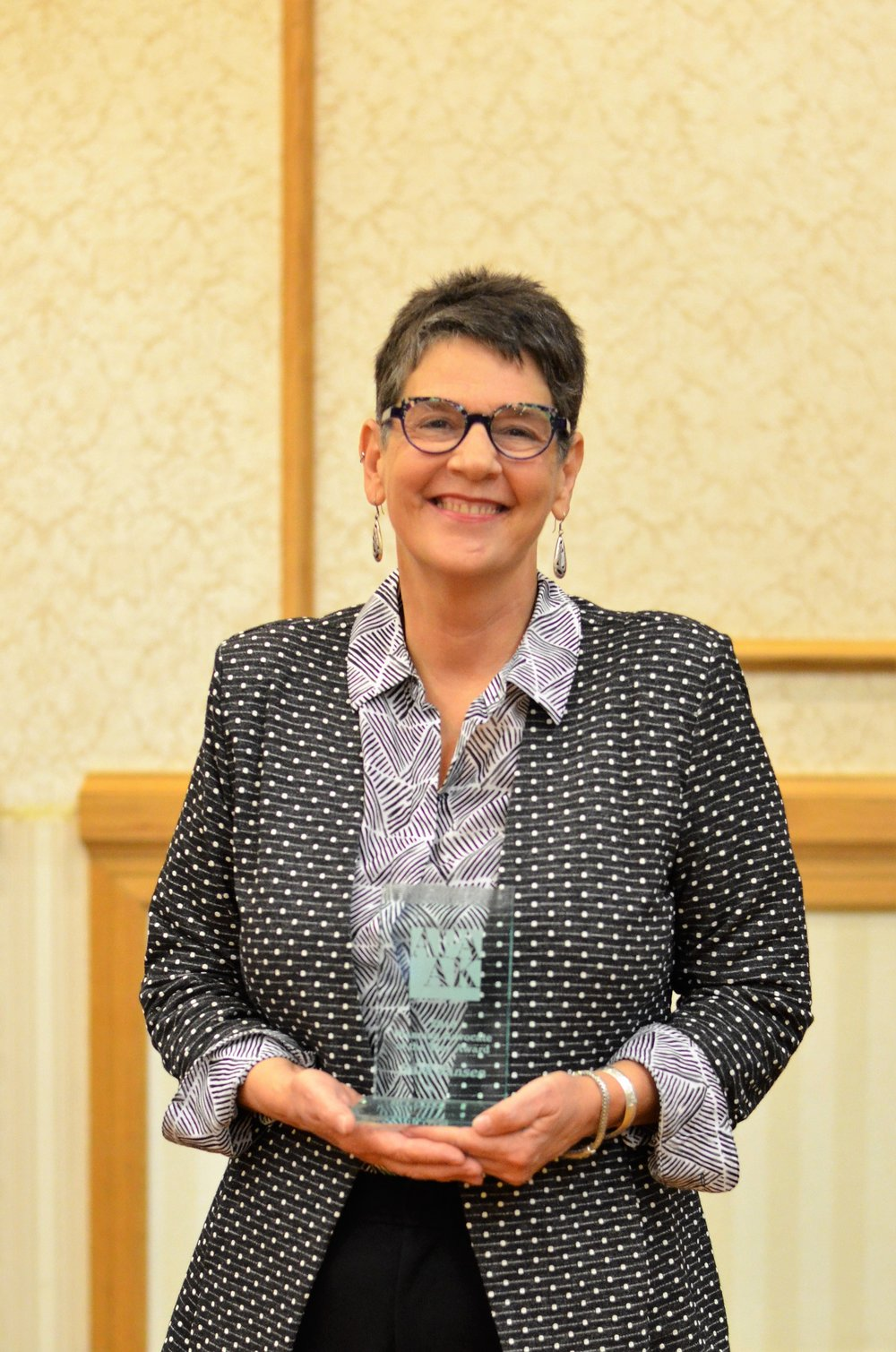 Award for Planning Leadership Planning Advocate of the Year—Sara Jansen
