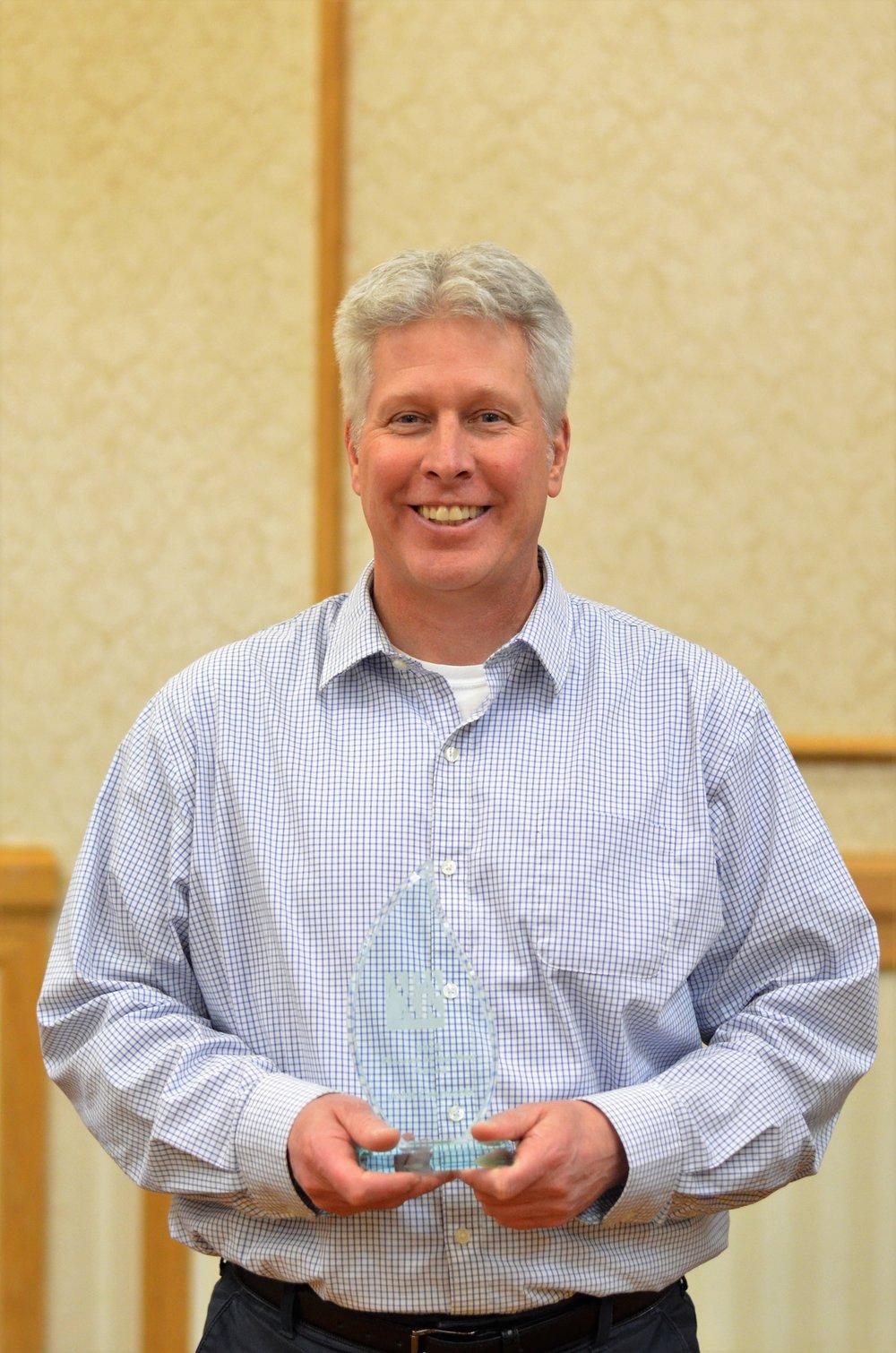 Award for a Leader - Planner of the Year - John Czarnezki