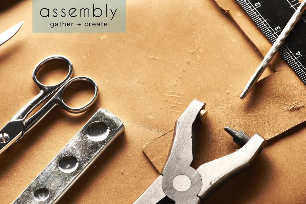 leatherworkshop