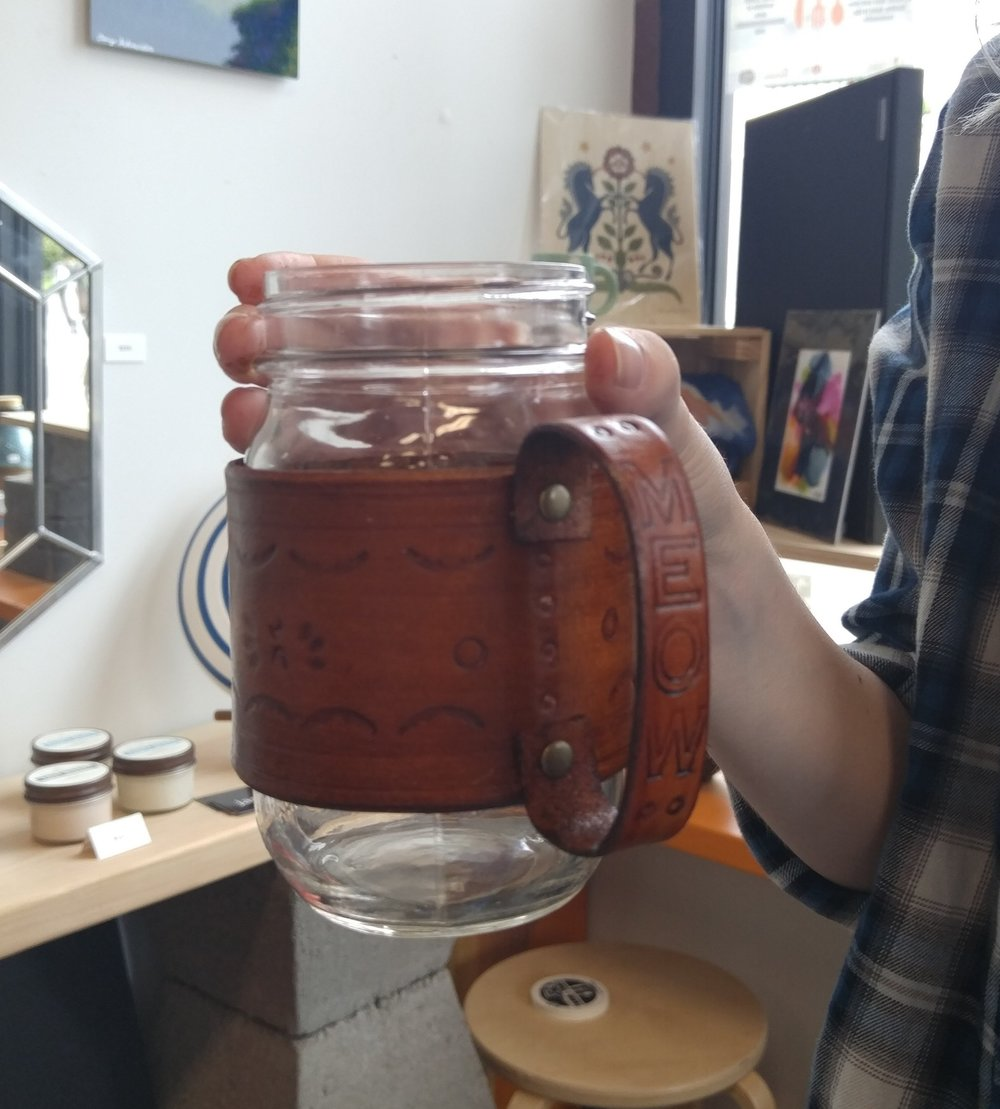 leather_coozie_mason_jar_diy_portland
