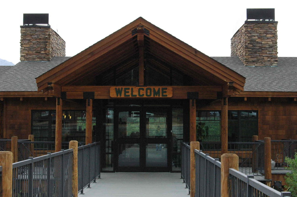The Lodge at Highlands Camp, Allenspark, Colorado