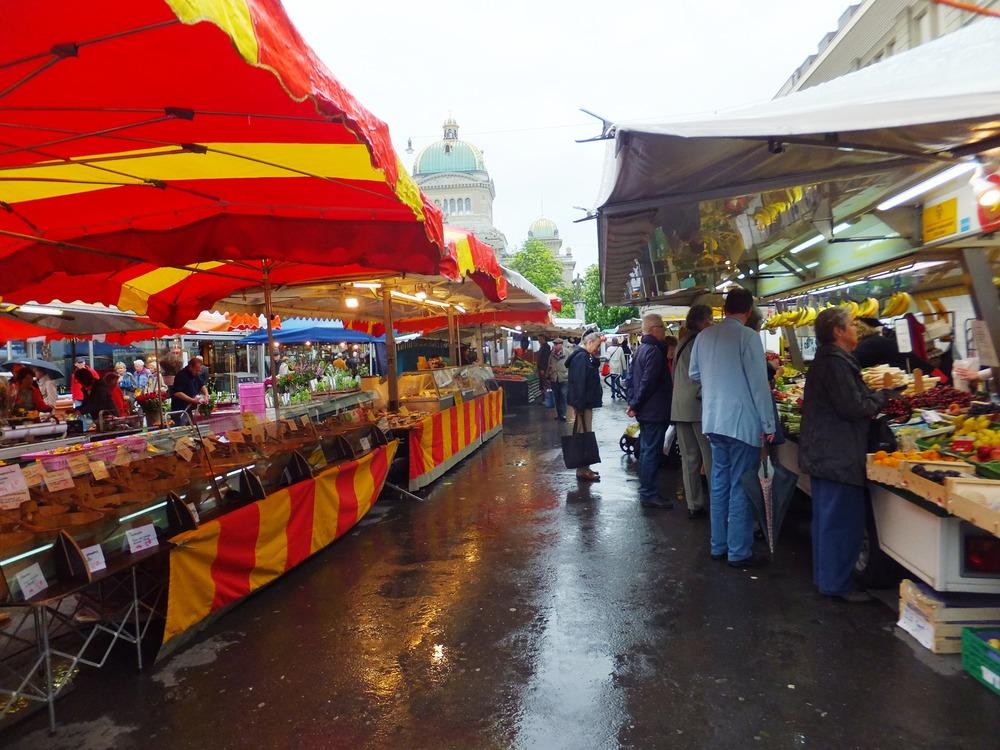DSCF4027 Farmer's Market Bern