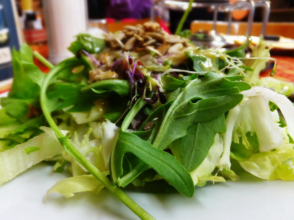 DSCF4034 Green Salad
