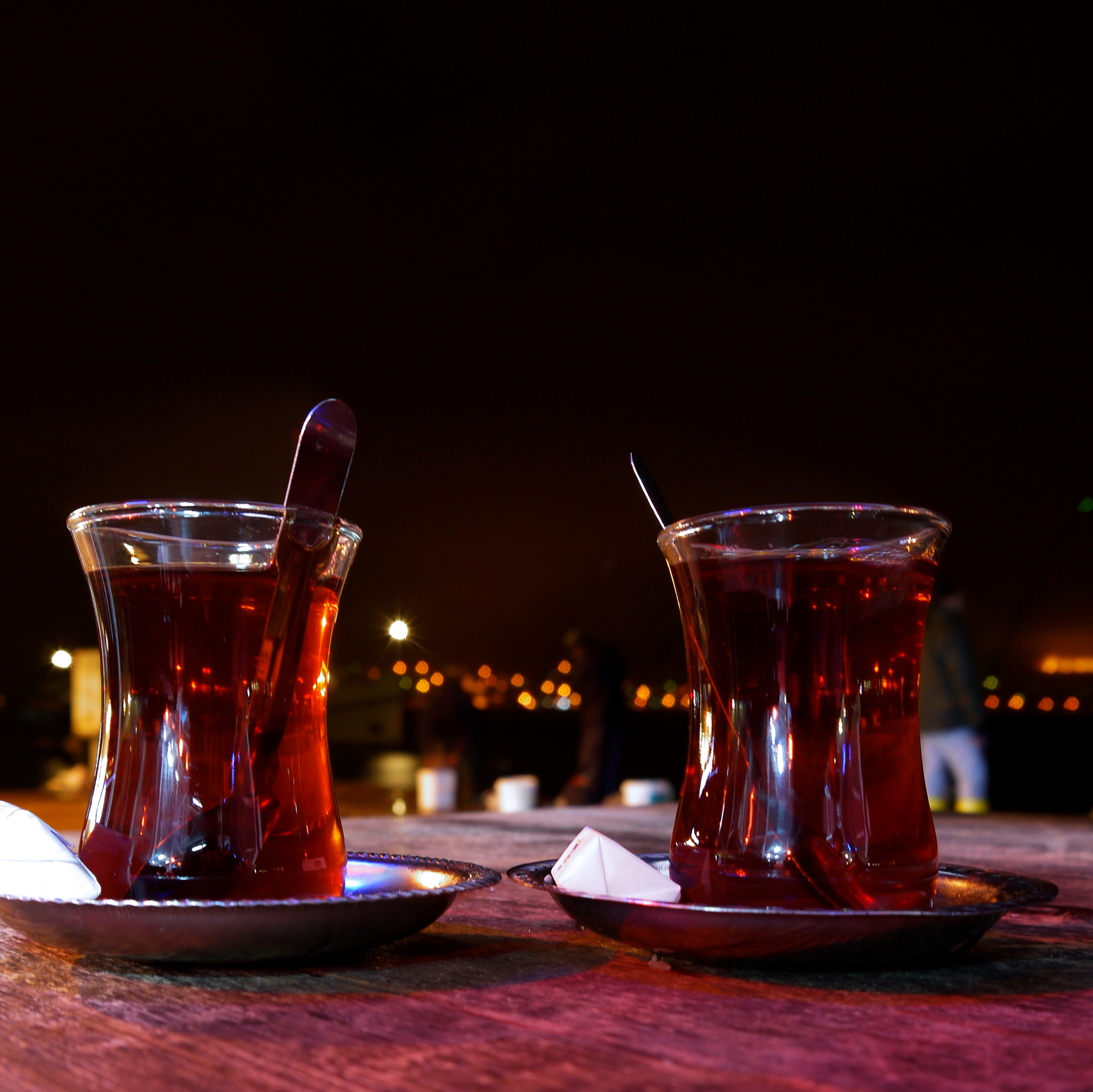 Figure 8. Turkish tea