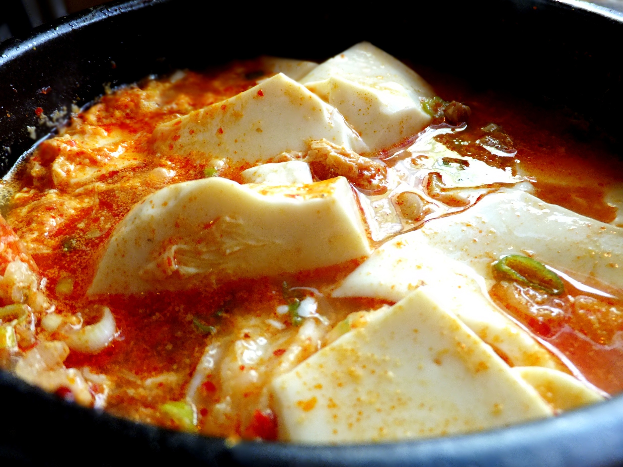 Figure 7. Spicy tofu hotpot