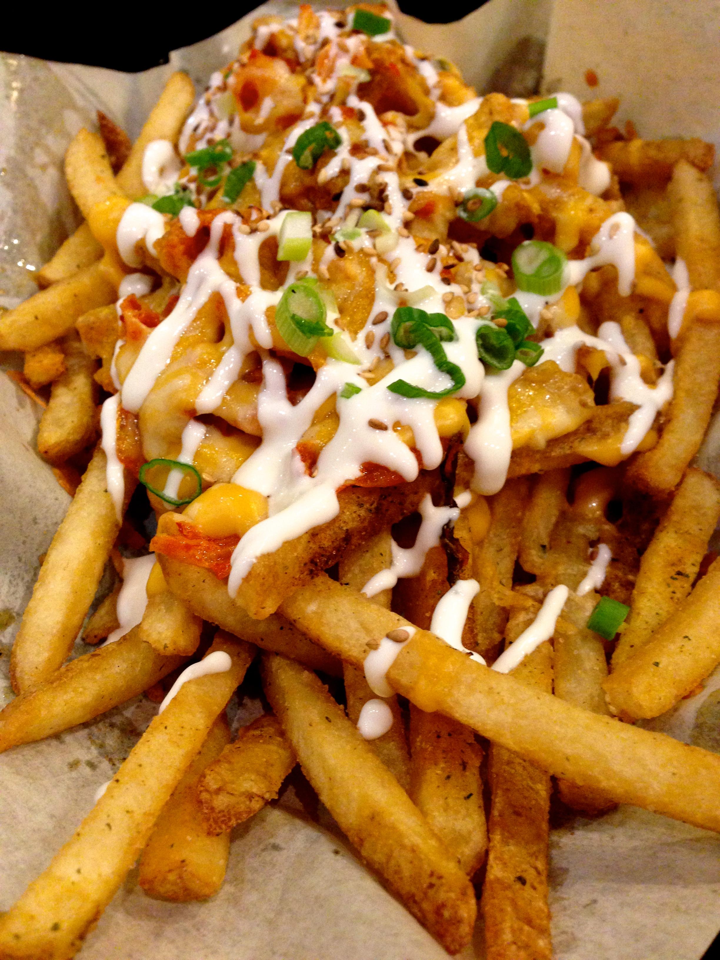 Figure 4. Kimchi fries