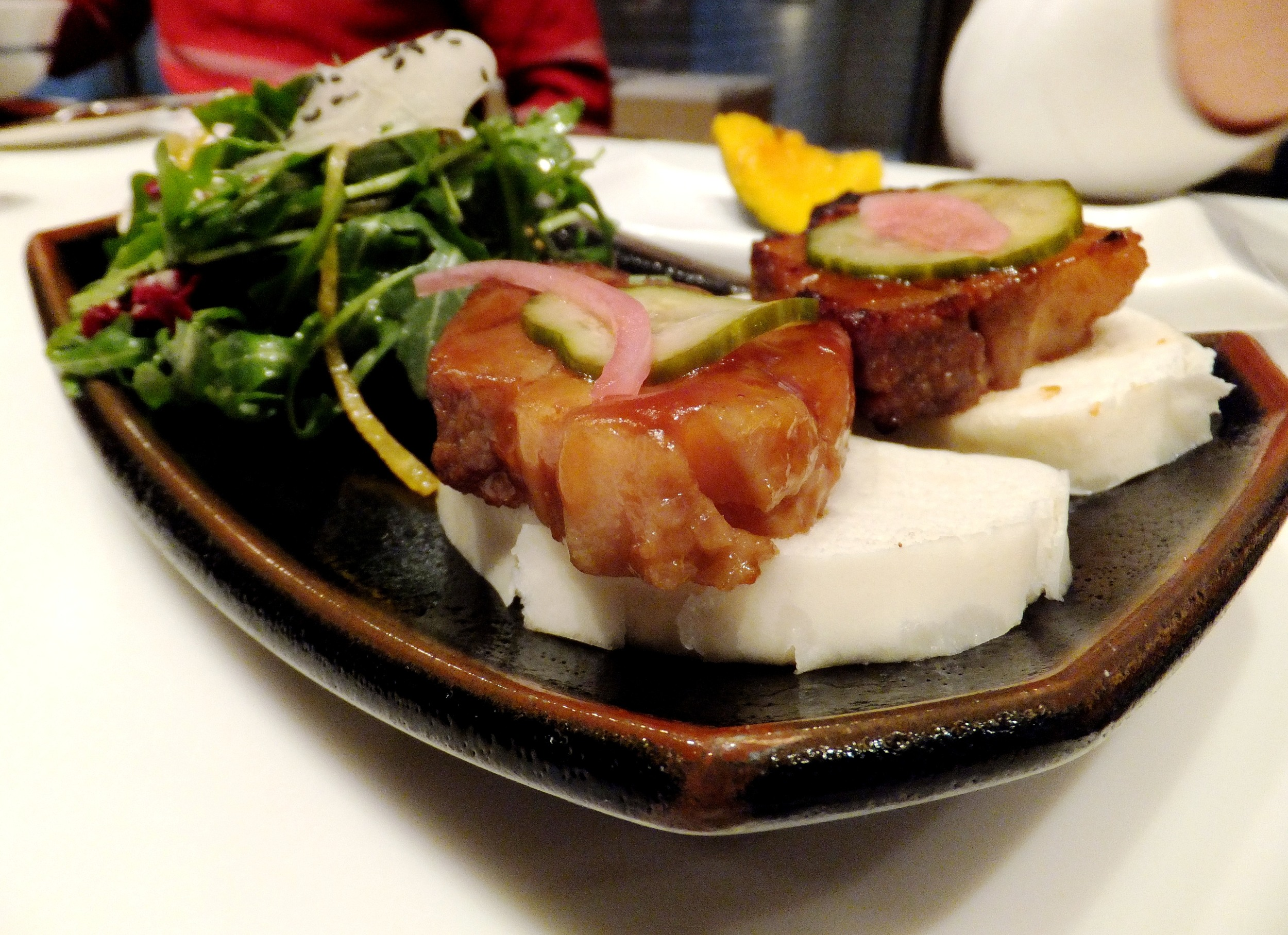Figure 1. Pork belly snack