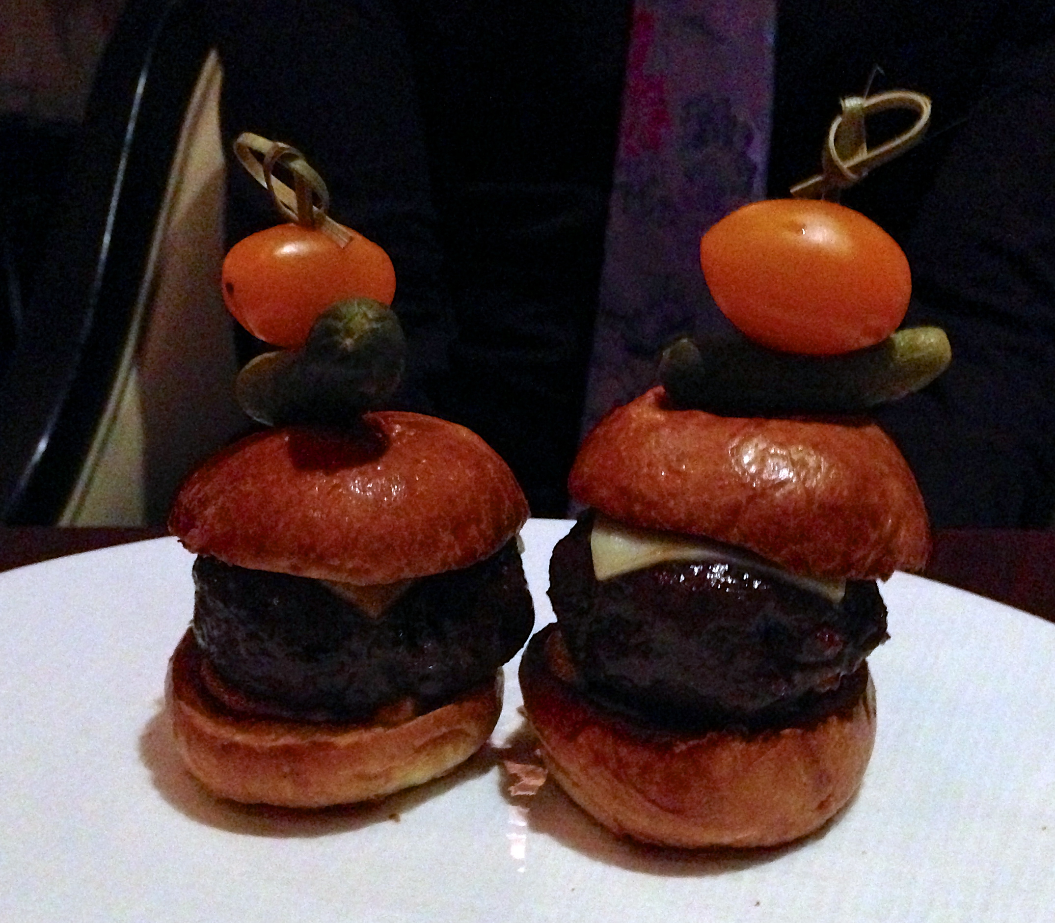 Figure 10. Wagyu shortrib sliders