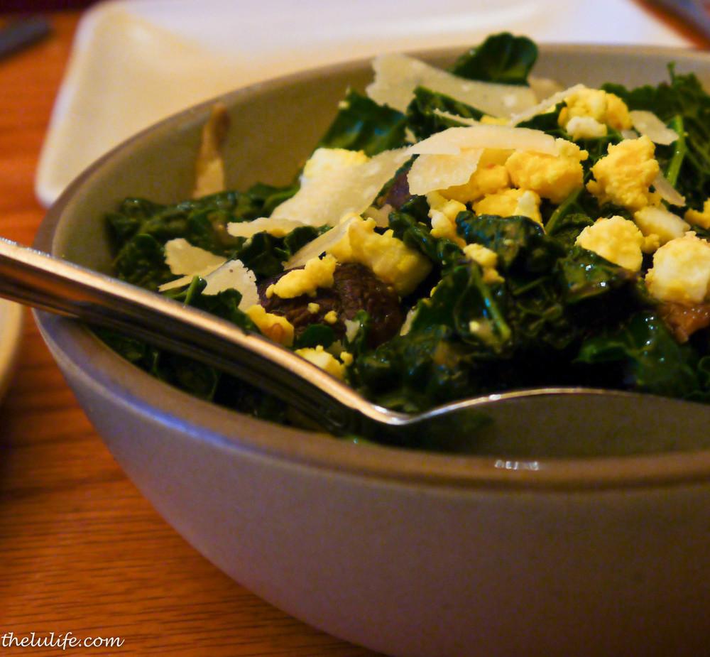 Figure 3. Kale salad
