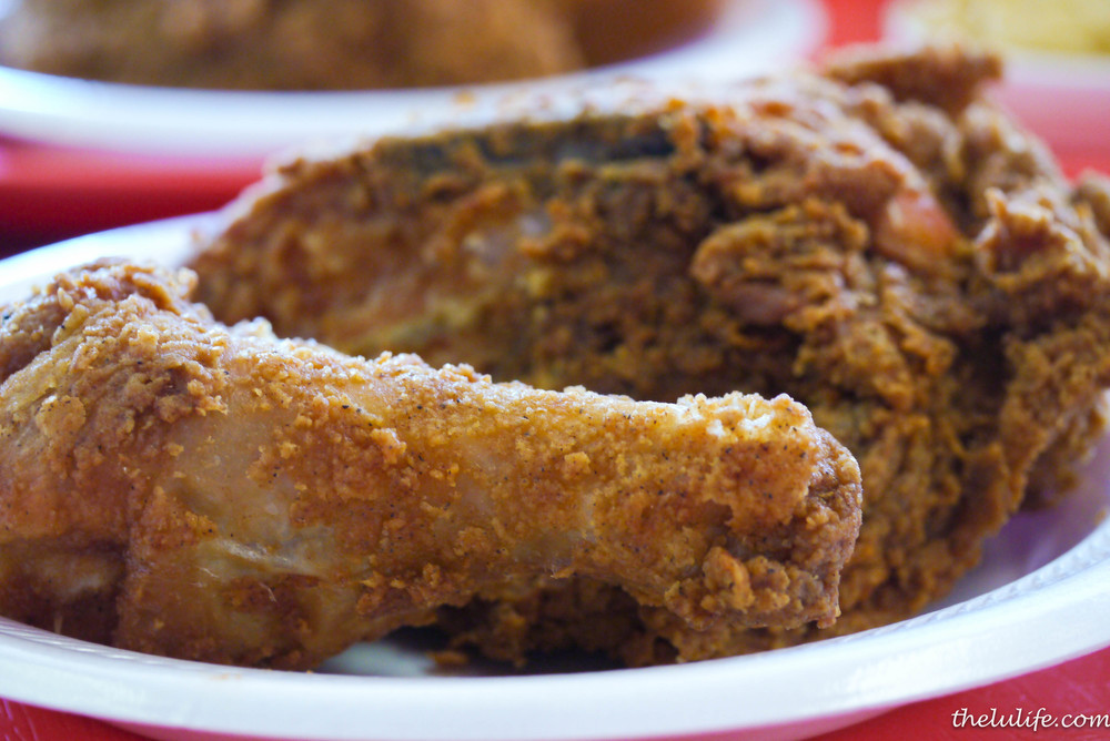 Figure 1. Fried chicken