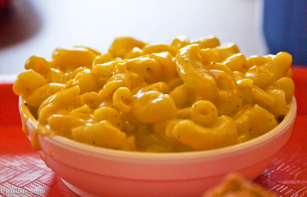 Figure 2. Peppered mac-n-cheese