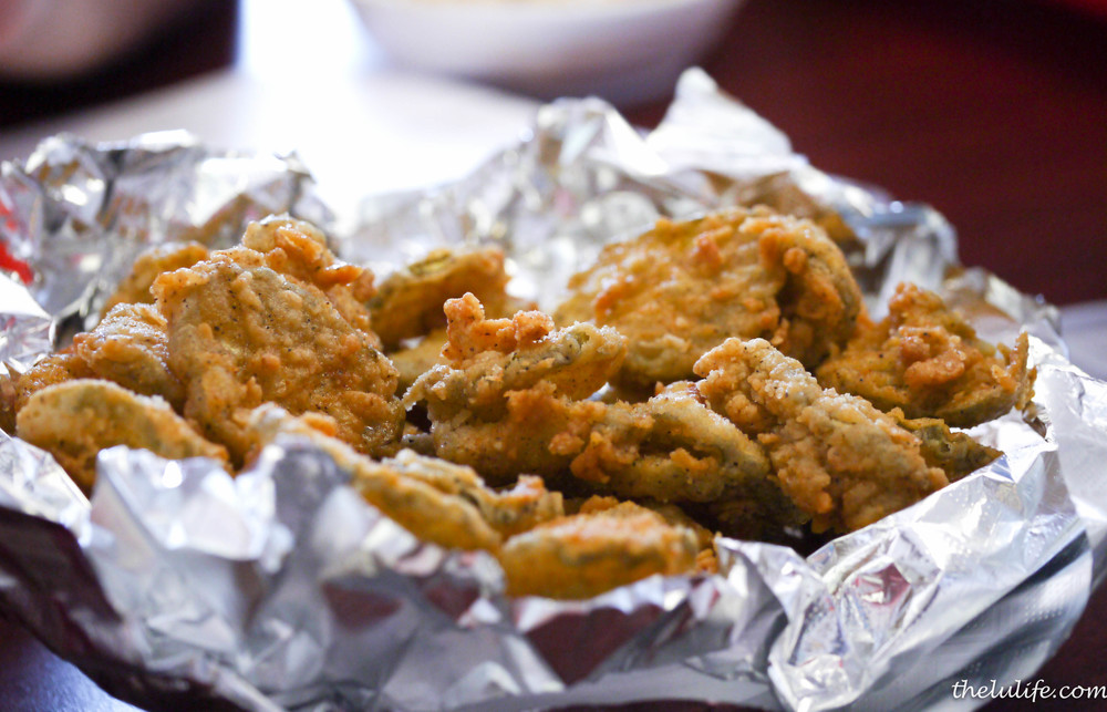 Figure 4. Fried pickles