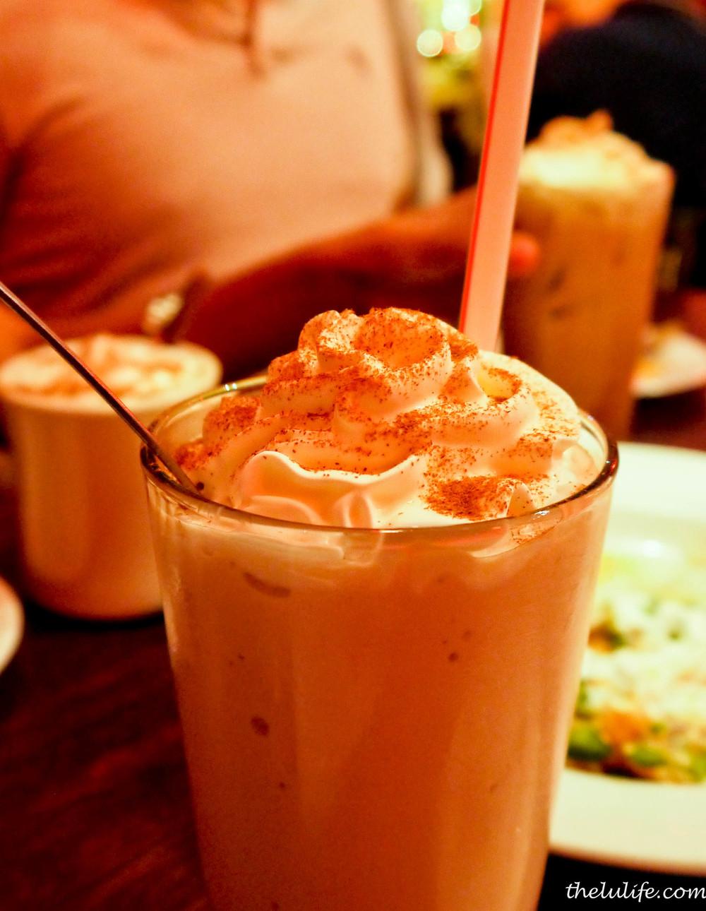 P1100257 Vanilla chai shake