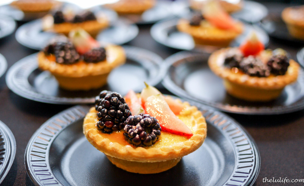 Passionfruit tart by Roy's Restaurant