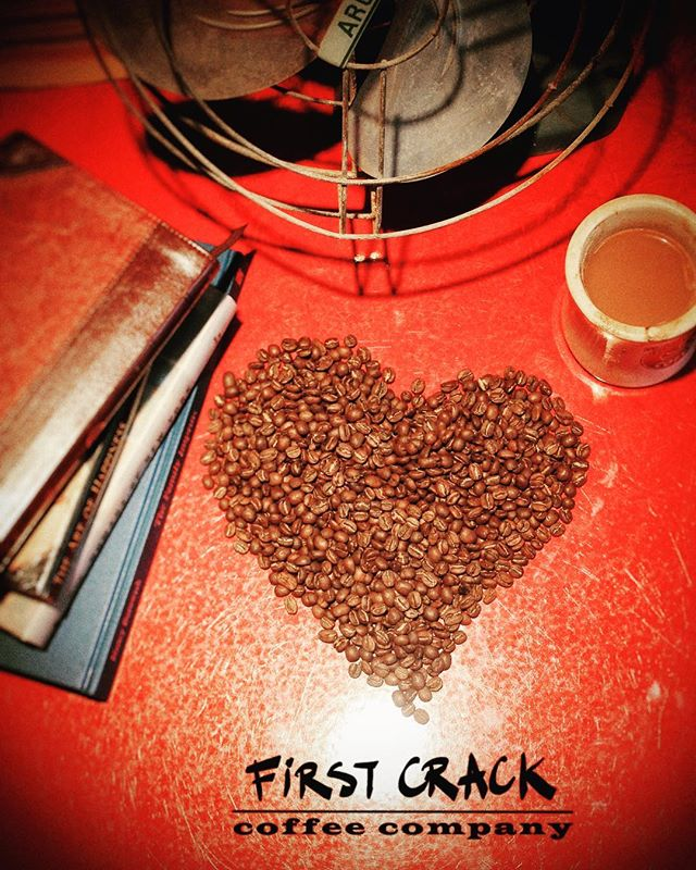 First Crack Coffee is locally and lovingly made in Jacksonville Beach ♥️ Support your local coffee roaster: try our brew today! . Purchase online through our website: 1stcrackcoffeecompany.com/ . . . #firstcrackcoffeeco #jacksonvillecoffee #coffee #jacksonvillebeach #coffeelovers #coffeeroasters #buylocal #coffeebeans #jacksonville #firstcrackcoffeejax