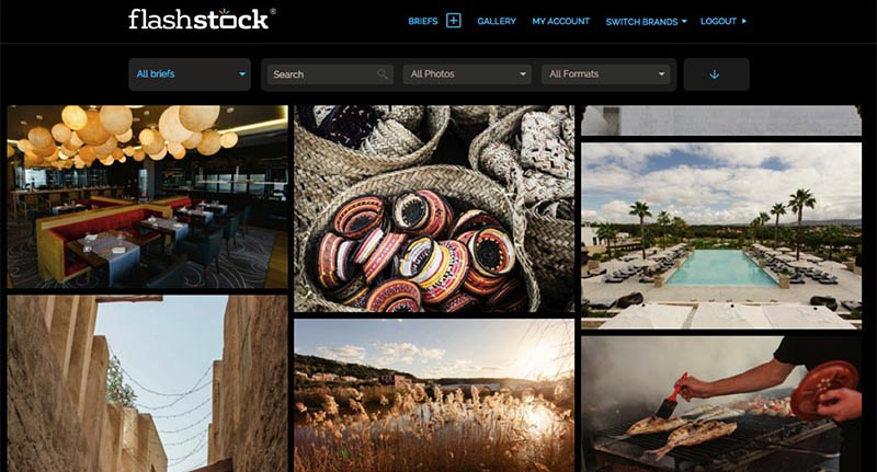 platform images