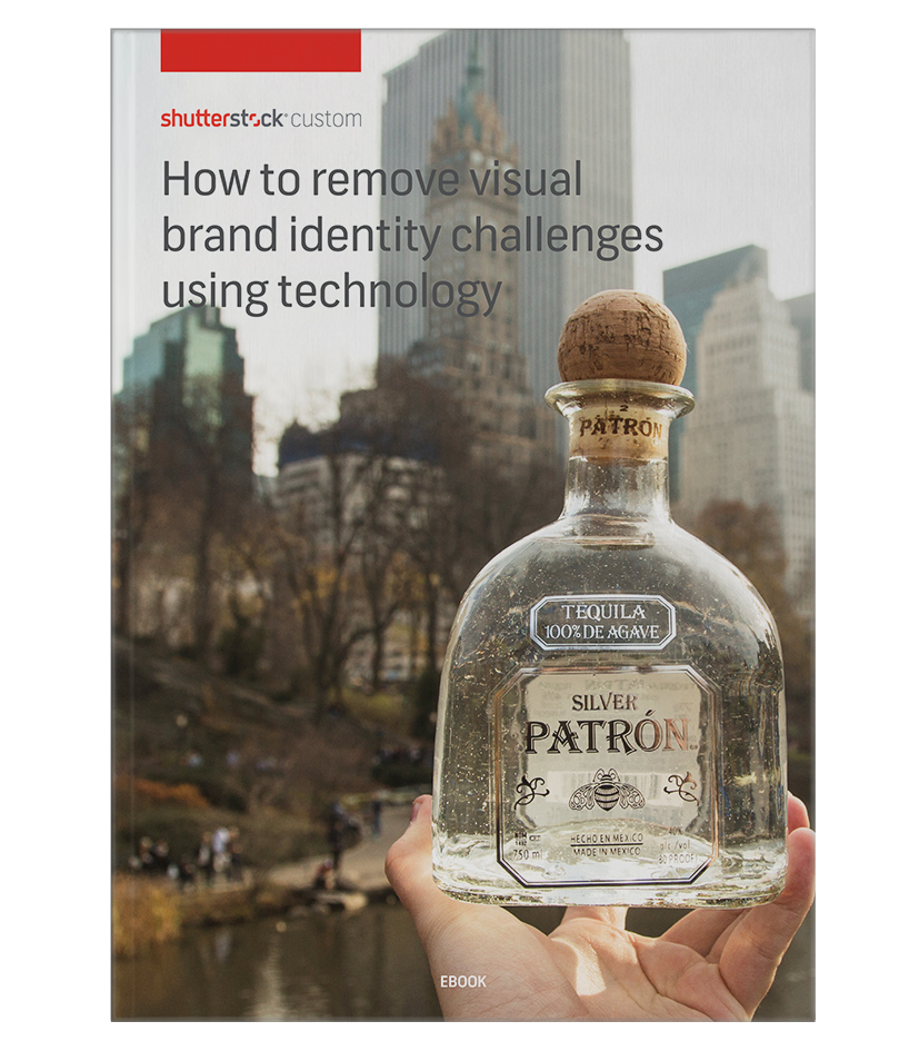 How to remove visual brand indentity challenges using technology