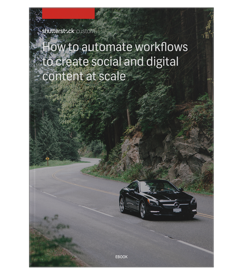 How to automate workflows to create social and digital content at scale