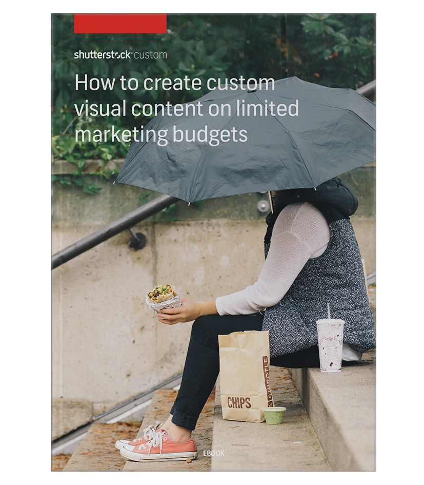 How to create custom visual content on limited marketing budgets