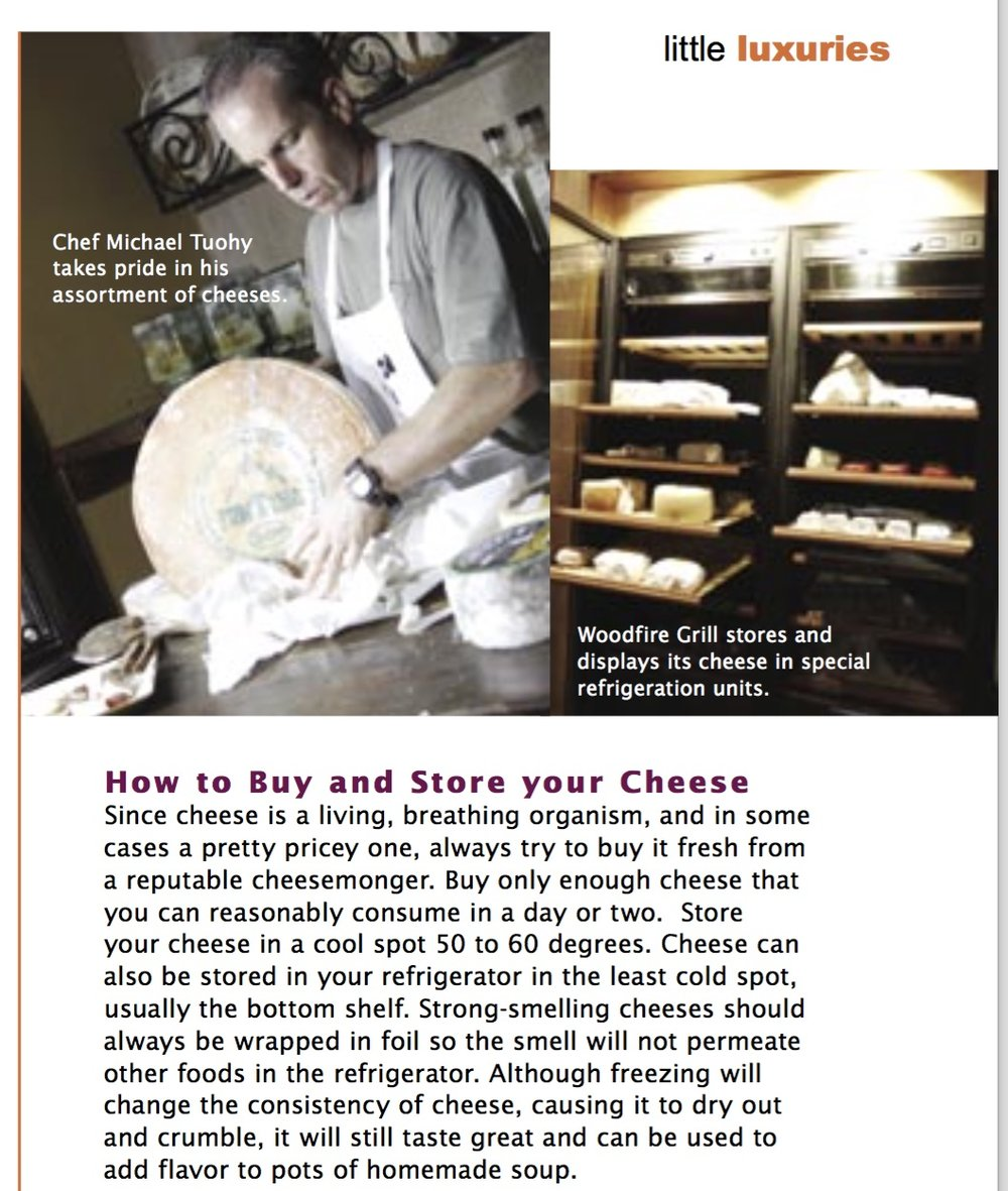 How to Buy & Store Cheese