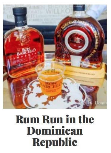 Rum Run in Dominican Republic