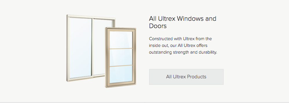 Ultrex Windows and Doors